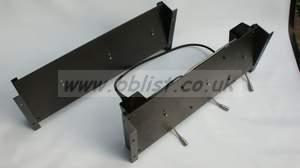 Nano Flash Rack Mounting Equipment with Power