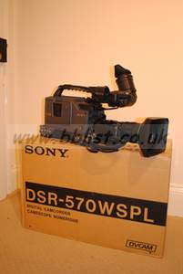 Sony DSR570WSP Camcorder