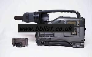 Sony DVW-790 Digibeta Digital Betcam Camera