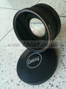 Century Optics .7x Wide Angle Converter For Canon XL1/2