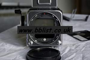 Hasselblad 500 stills camera