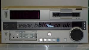 Sony DSR-1800P
