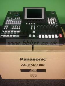 Panasonic AG HMX 100E  HD