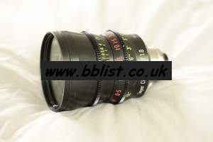 Optex Super Cine 8mm Lens