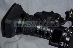 Fujinon A15 x 8 BEVM G28 lens