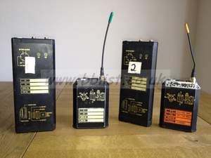 Audio Ltd 2000 Transmitter/Receiver