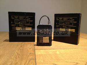 Audio Ltd 2000 Transmitter and 2 Receivers