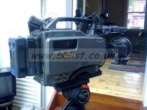 Sony Digibeta DVW 700 c/w Lens