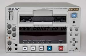 Sony DSR1500AP