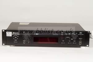 Tascam MD-301 MKII Mini Disc Recorder