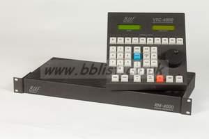 BUF Technology VTC-4000 multi VTR controller & RM-4000