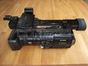 Sony HVR-Z1E camera kit