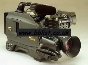 Panasonic AJ-D200