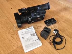 Panasonic AG-HVX200E