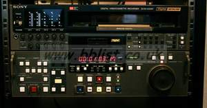 Sony DVW-A500P Digital BETACAM recorder
