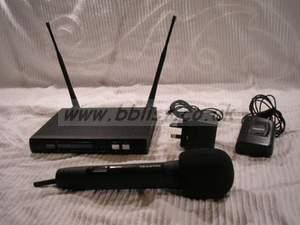 Trantec S4000 radio mic system