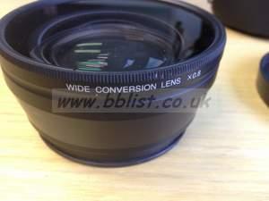 Sony VCL-HG0872 (VCLHG0872)
