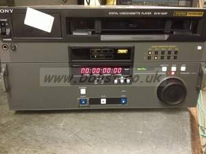 Sony DVW-522P (DVW522P) Digital Betacam Player