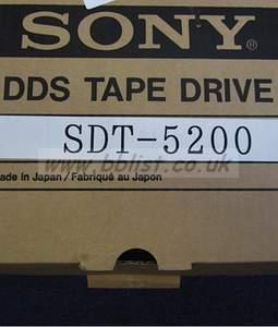 STD 5200 DDS tape drive