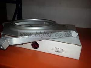 Ianiro Blonde - Chimera speed ring 9235 - Quartz & Daylite