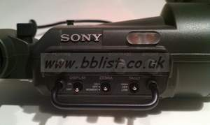 Sony BVF-20WCE