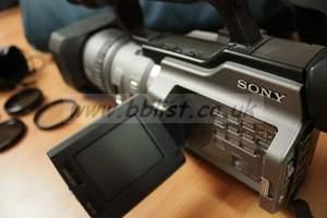 Sony DCR-VX2100 semi-professional