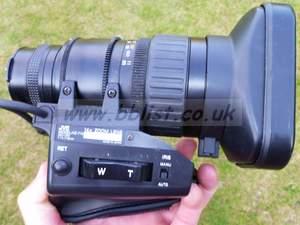 JVC  14 x Zoom Lens