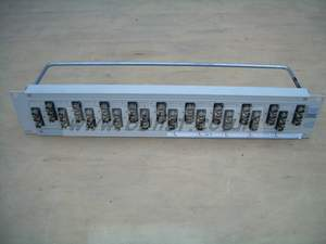 DTL Analogue/Component Patchbay (2 x 10)
