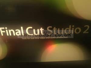 Final Cut Studio 2 - UPGRADE FROM FCP Studio