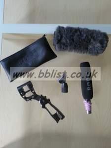 Rode NTG1 Short Shotgun Microphone