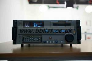 Sony DSR-1800P PAL DVCAM Studio Editing Deck
