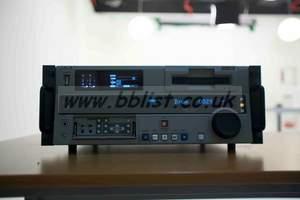 Sony DSR-1800P PAL DVCAM Studio Editing Deck