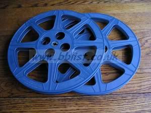 Film Spools 16mm 2 x 1200ft