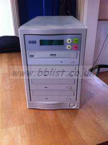 Acard 3-1 DVD/CD Duplication Tower