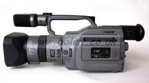 Sony VX1000E 3CCD camcorder