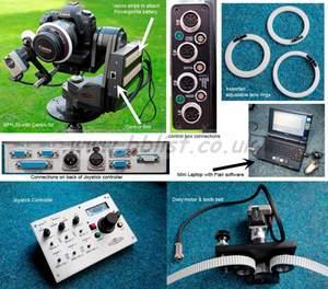 Motion control rig MRMCO SFH-30