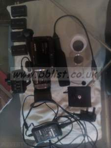 Sony HVR A1e - HDV Camera