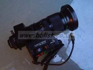 Fujinon A8.5x5.5BERM-28C 5.5-47mm