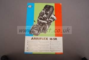 Vintage Cine Camera Manuals and Brochures