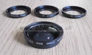 Century Optics w/a adaptor
