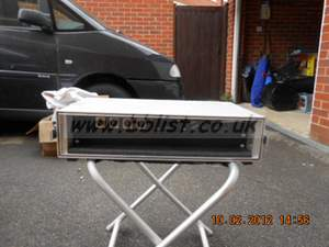19 inch 2 U Rack made by Case Design