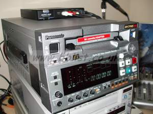 Panasonic AJ-HD1400 DVC-Pro HD VTR