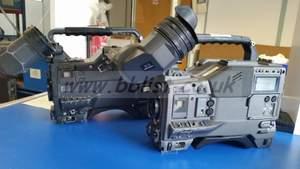NTSC Betacam SP cameras