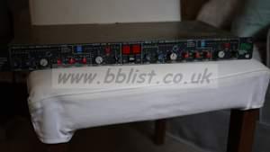 BSS DPR402 Compressor/Limiter