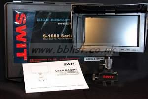 """SWIT 1080AF 8"""" TFT-LCD monitor"""