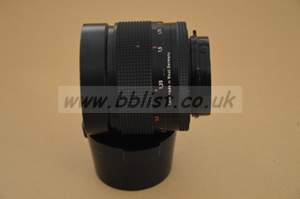 Zeiss Contax Planar 85mm F/1.4 T* Prime Lens AEG Telephoto