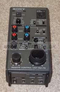 Sony RM-P9 remote
