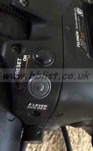 Fujinon digi AT2 A10x4.8BERM-M28 lens