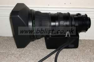 """Fujinon A17x9BMD-D4MB B4 2/3"""" lens"""