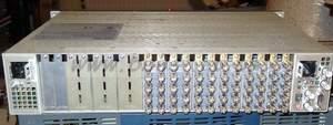 Leitch 6800+ fan coooled frame + 6x vda6800+ composite vdas,
